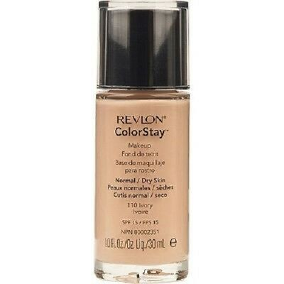 Revlon ColorStay Foundation Normal/ Dry Skin 16hrs SPF 15 (Screw Cap)