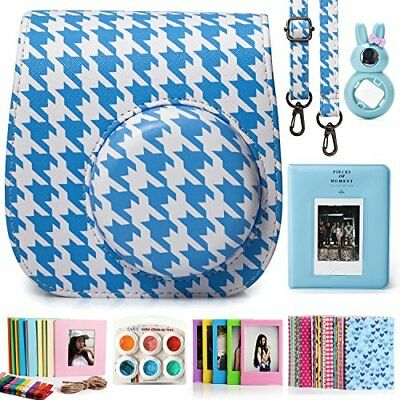 Case for Fujifilm Instax Mini 8 Instant Camera Bundles Set Color Lens CRAZY DEAL