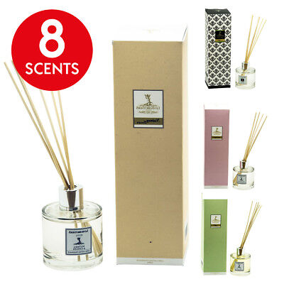 Home Fragrances Essential Oil Aroma Scent Diffuser with Rattan Sticks 80ml
