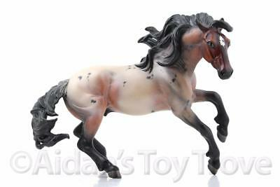 Breyer Custom Nokota by Jessica Berry - Traditional Horse Pinto Mustang