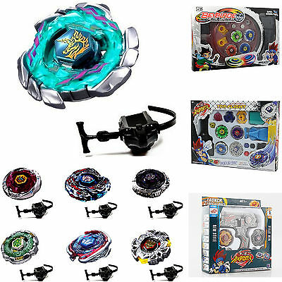 Kreisel Für Beyblade 4D Metall Masters Fusion Tops Rapidity Arena Launchers Fury
