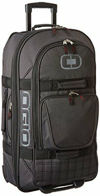 OGIO International Terminal, Black Pindot, New