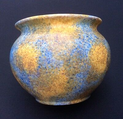 Stunning Art Deco art pottery pot by Chameleon Ware, Clews & Co Ltd and Tunstall