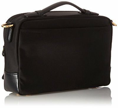 Tumi Voyageur Luanda Flight Bag, Black, One Size, New