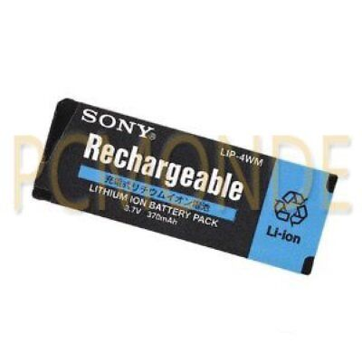 Sony LIP-4WM Li-ion Rechargeable Battery for Minidisc Recorders (175642531) (pp)