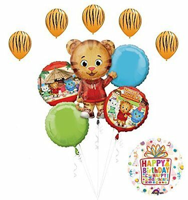 The Ultimate Daniel Tiger Neighborhood Birthday Party Supplies