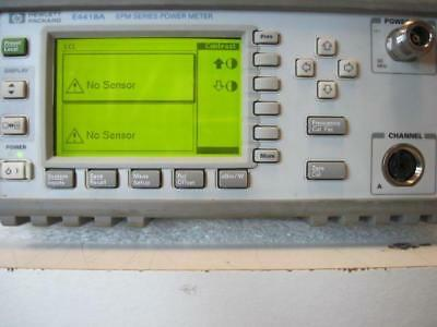 Agilent HP Keysight E4418A EPM Series Single Channel Power Meter