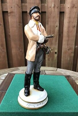 RARE MICHAEL SUTTY MILITARY FIGURE OFFICER 20th FOOT c.1855 - PERFECT!