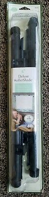 "Eddie Bauer Deluxe Roller Shade 14"" 2 pack Sun Block car screen"