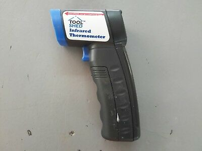 Tool Shed Infrared Thermometer with Laser Targeting NCTM