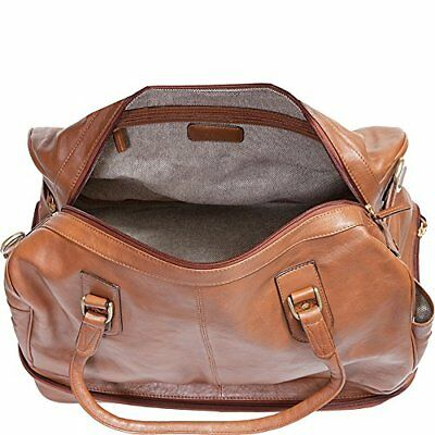 Scully Unisex Escape Duffel Dark Brown Duffel, New