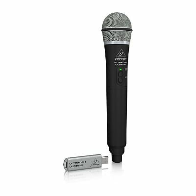 Behringer Ultralink High-Performance 2.4GHz Digital Handheld Microphone