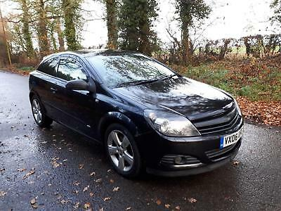 Vauxhall/Opel Astra 1.9CDTi 16v ( 150ps ) Sport Hatch 2006 SRi Spares or Repair