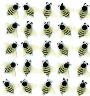 Jolee's Boutique Dimensional Stickers, Bees, New