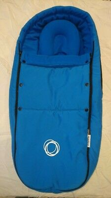 Bugaboo Bee cocoon, Blue. Baby nest buggy