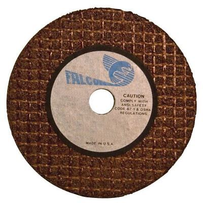 "FALCON 2E12 3""X1/16""X1/4"" Reinforced A36 C/Off Wheel 25 PK"