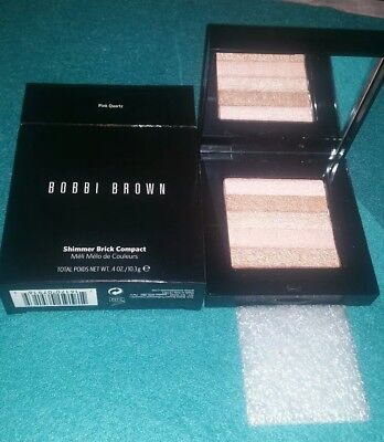 Bobbi Brown Shimmer Brick Compact Neu Pink Quartz