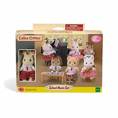 Calico Critters School Music Set, New