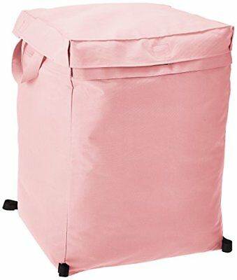 Easy Wheels Deluxe Hooded Carrier Jumbo Liner, Pink, New