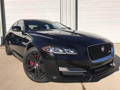 2016 Jaguar XJ XJR-S SUPERCHARGED AWD XJR-S SUPERCHARGED, AWD, SPORT, NAVIGATION, BACK UP CAMERA, HEATED SEATS, LOADED