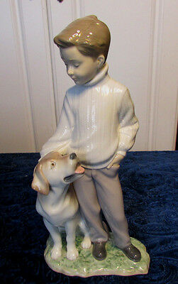 Lladro  My Loyal Friend.  #6902 /Excellent condition.
