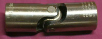 "CURTIS UNIVERSAL JOINT STAINLESS SINGLE *SS648B 5/8"" BORE jt LENGTH 3 3/4"""