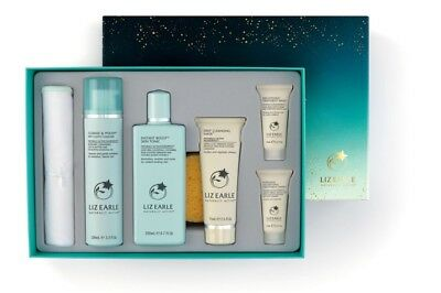 Liz Earle Route to Radiance Collection - Ideal Gift For Xmas - GIFT WRAPPED