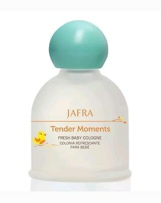 Jafra Tender Moments Fresh Baby Cologne 3.3 FL.OZ. New And Sealed.