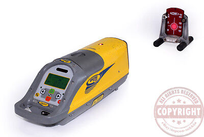 Spectra Precision Dg511 Pipe Laser Level, Dialgrade, Timble, Topcon,sewer