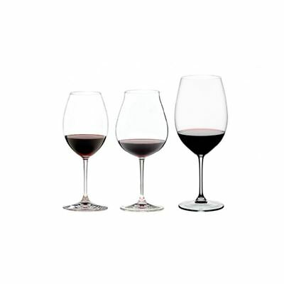 Riedel - Vinum XL 3 PIECE Red Wine Tasting Pack (Made in Germany)