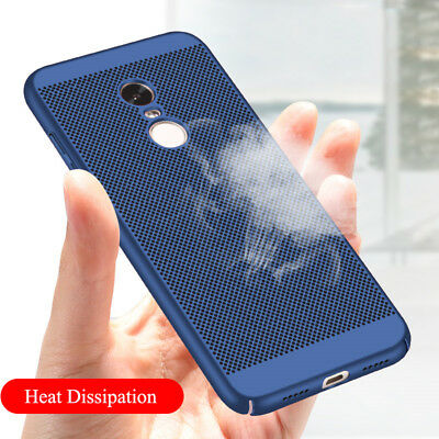Shockproof Ultra Slim Matte Hard Back Case Cover For Xiaomi Redmi Note 4/4X 5X