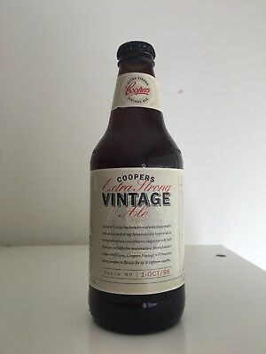 #1. Batch Coopers Extra Strong Vintage Ale  October 1998 #1 Batch