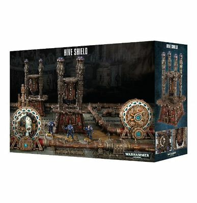 Sector Mechanicus hive shield Games Workshop Tabletop Terrain Void Shield 40K