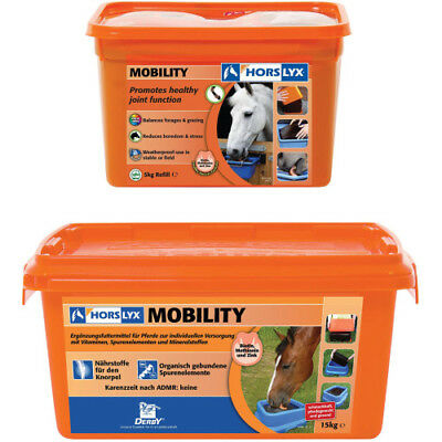 Argo Horslyx Vitamin Unisex Stable And Yard Lick - Mobility All Sizes