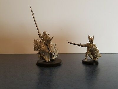 games workshop lord of the rings captain dol amroth the hobbit