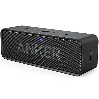 Refurbished Anker SoundCore Dual-Driver Portable Bluetooth Speakers