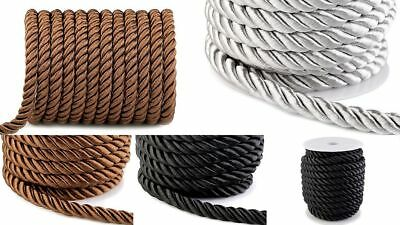 10m / 10mm Roll Cord cord braided Cord tinker twisted