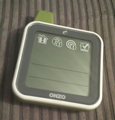 Onzo zd02 Wireless Smart meter Wireless Energy Monitor I plan southern electric