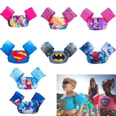 Children's life jacket Puddle Jumper Life Jacket Vest Kids Swim Arm Bands Float