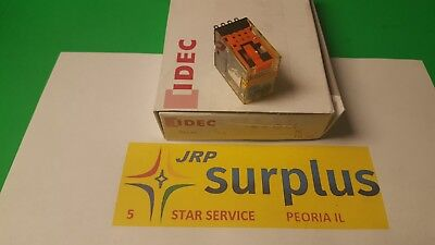 NEW  IDEC RU4S-A24 Latching E-Mech Relays 6A 14 Pins (General Purpose Relays RU)