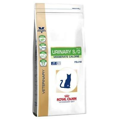 ROYAL CANIN Croquette Vdiet Urinary S / O Moderate calorie - Pour chat - 9kg