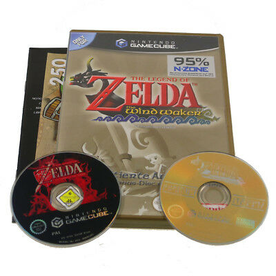 The Legend of Zelda The Wind Waker Limitierte Auflage GameCube GC Wii Spiel OVP