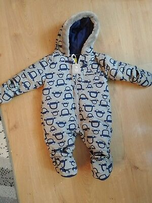 boys snowsuit new with tags 6-9 months