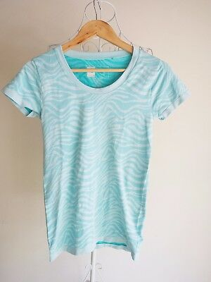 """Size 12 """"Active & Co"""" Gorgeous Ladies Blue Top! Great Condition. Bargain Price!"""