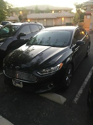 2015 Ford Fusion  Ford Fusion SE
