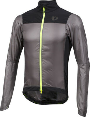 Pearl Izumi Pro Barrier Lite Bike Jacket Smoked Pearl/Black 2018
