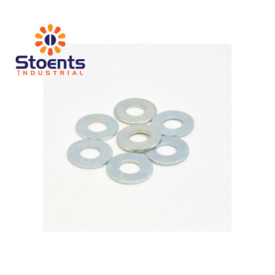 Steel Washer T3 Light 5mm Bright Zinc Plated (BZP)