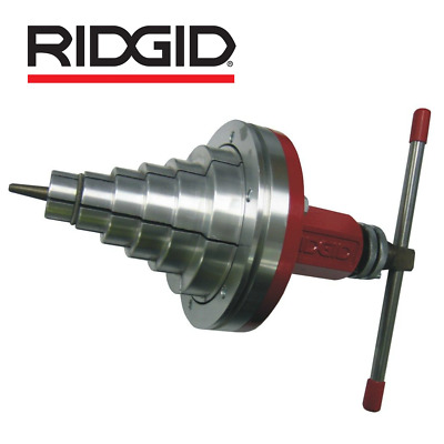 "Ridgid 1 1/4"" to 4"" 6-In-1 Series A1 Lightweight Trapezoid Tube Expander 80246"