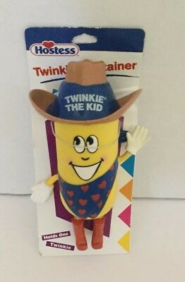 Vintage Hostess Twinkie The Kid Twinkie Container Holder In Original Packaging