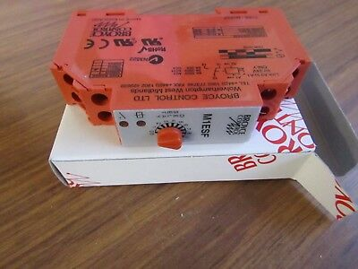 Broyce Single Time Delay Relay 2-60s, SPDT, M1ESF 8A - A9 3006130